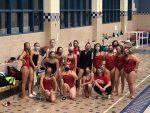 Girls Varsity Swimming Takes the Crown Against Brandon-Goodrich