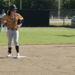Lady Wildcats See Pirates Pilfer Softball Win Tuesday