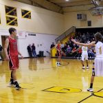 Madill Varsity Basketball Clubs Suffer Setbacks Friday in First Game of Season Against Tishomingo