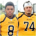 Sanders, Lawrence Will Sign Letters to Play Football in College; Ceremony Set for Feb. 1
