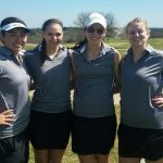 Lady 'Cats Golf Team Started with Durant Tourney Tuesday Hosted at Chickasaw Pointe