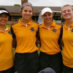 Girls Golf Team Improves Scores at Turner Tournament Wednesday