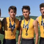 Boys Relay 'Cats Cap State Track Meet with Fourth-Place Finish Saturday; Others Represent Madill Well in Catoosa