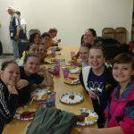 Waverly High School Girls Varsity Swimming falls to Ionia High School 101-74