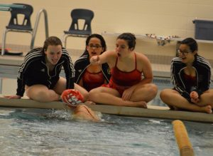 Girls Varsity Swim