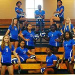 2016 Varsity, Junior Varsity, and Freshman Volleyball