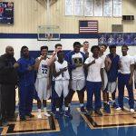 JV Boys Win District 14-3A Tournament