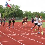 Lady Tigers Sprint To Area Meet Victory;Tiger Boys 3rd
