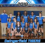 JV-B Volleyball Team