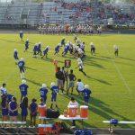 7th grade football final Tigers 14 DeKalb 0