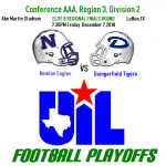 Tigers Quarterfinals Playoff Round Game Information