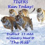 District 15AAA XCountry Meet Schedule
