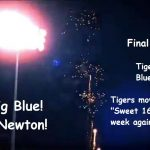 """Tigers Move On to The """"Sweet 16″….Final Tigers 36 Blue Ridge 7"""