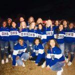 Daingerfield Tiger Cheerleaders