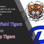 Daingerfield Tigers Playoffs Reminder
