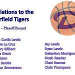 Congratulations Daingerfield Tigers