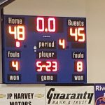 Daingerfield Lady Tigers Move On, Defeat Mount Vernon 48-45