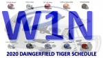 Daingerfield Tiger 2020 Schedule