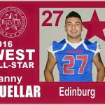 Danny Cuellar Named RGVCA All-Star