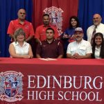 Mathew Trevino Signs with  Texas A&M International