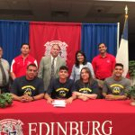 Andrew Cantu Signs with Howard Payne