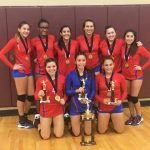 Volleyball – Donna Tournament Champions