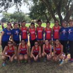 Lady Bobcats Cross Country