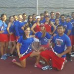Bobcat Team Tennis defeats Economedes