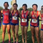 Girls Cross Country Dominating