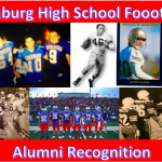 Football Alumni Recognition
