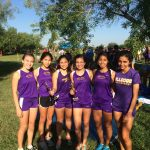 Mcallen High School Girls Varsity Cross Country finishes 4th place