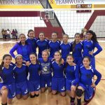 Volleyball – Morris 7th Grade Dark Opens With Road Win