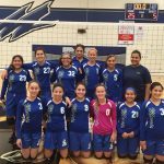 Volleyball – Morris 8th Grade Dark Starts Season 1-0