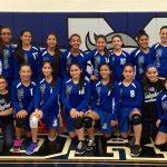 Volleyball – Morris 8th Grade Light Beats PSJA Austin