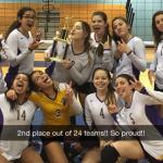 Mcallen High School Girls Junior Varsity Volleyball falls to Veterans Memorial High School 0-2