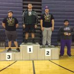 Jacob Cuellar places 2nd