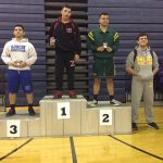 Kurt Wittenberg places 4th