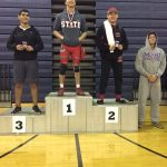 Christian Guerra places 4th