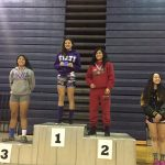 Serena Cervantes places 3rd