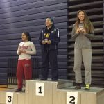 Blythe Romero places 2nd