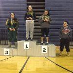 Emma Salazar wins 165 lb weight class