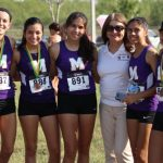 Varsity Girls Cross Country Takes 2nd at Rowe CC Meet