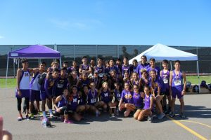 Cross Country – Girls and Boys at Mission