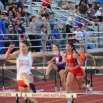 Varsity Track - Girls and Boys at Sharyland (2/10/17)