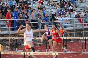 Varsity Track – Girls and Boys at Sharyland (2/10/17)