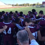 Freshman Maroon wins big over Ellison, 26-2