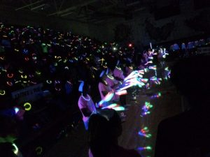 Lights Out Pep Rally!