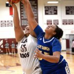 BASKETBALL: No. 24 Lady Roos are practiced in the art of defense
