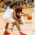 BOYS BASKETBALL: Knights over Roos