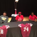 Julian, Mosley, Ponce make leap to college ball